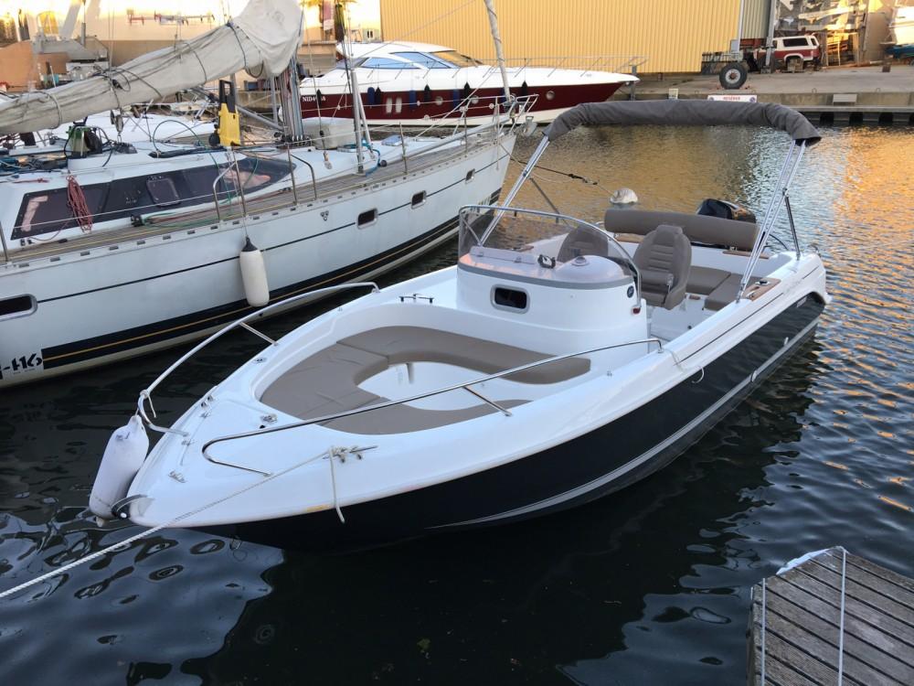 Motorboot mit oder ohne Skipper B2 Marine mieten in Saint-Raphaël