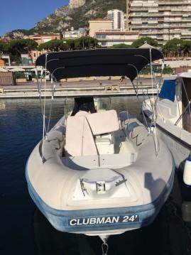 Schlauchboot mieten in Monaco zum besten Preis