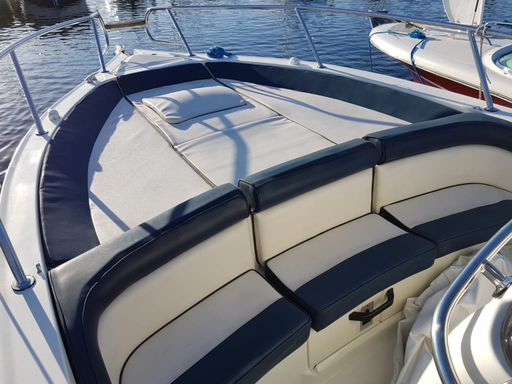 Bootsverleih Rancraft Vittoria  Vallauris Samboat