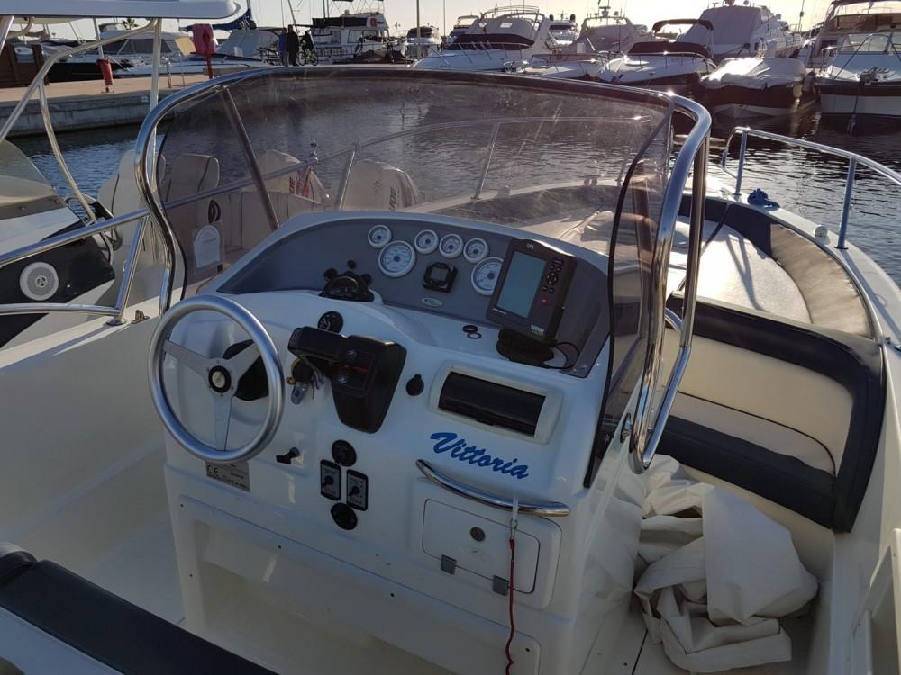 Motorboot mit oder ohne Skipper Rancraft mieten in Vallauris
