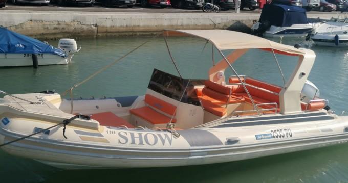 Schlauchboot mit oder ohne Skipper Solemar mieten in Medulin