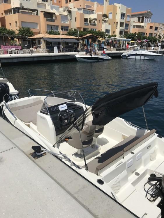 Motorboot mieten in Marseille - Quicksilver Activ 605 Open