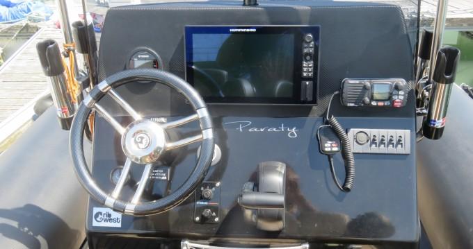 Yacht-Charter in Quiberon - Ribwest 6.99 auf SamBoat