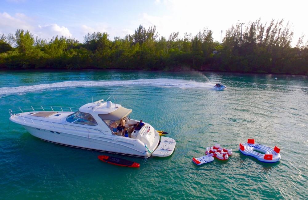 Bootsverleih Miami günstig Sea Ray 555 Sundancer