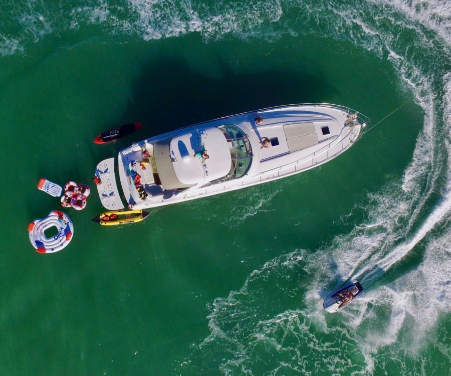 Yachten mieten in Miami zum besten Preis