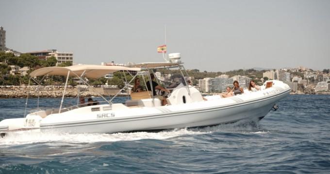 Bootsverleih Sacs Stratos Palma de Mallorca Samboat