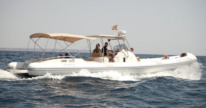 Schlauchboot mit oder ohne Skipper Sacs mieten in Palma de Mallorca