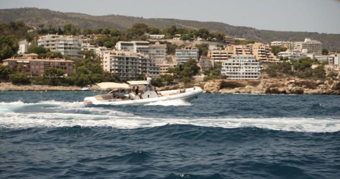Bootsverleih Palma de Mallorca günstig Stratos