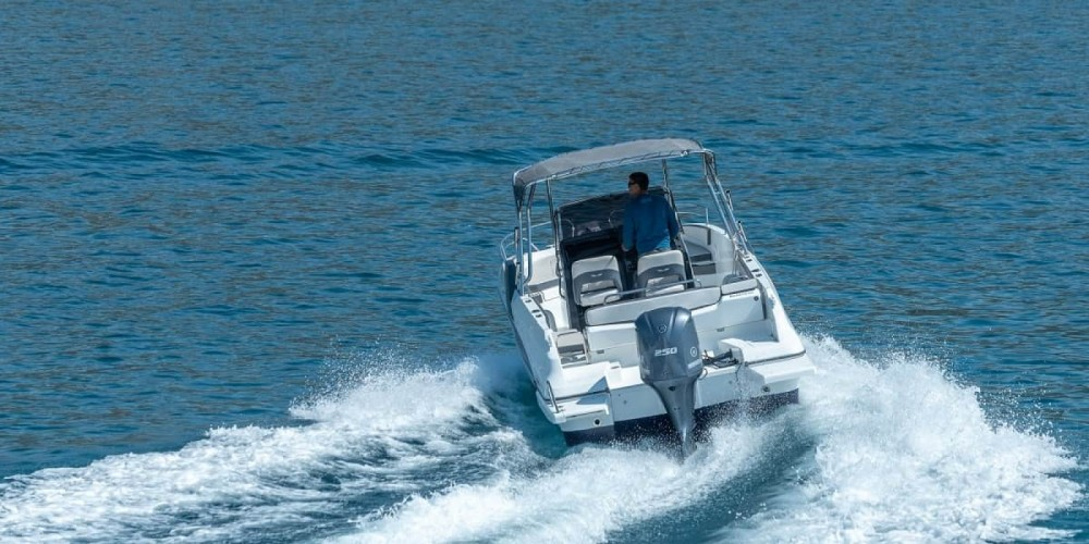 Motorboot mieten in Trau - Bénéteau Flyer 7.7 SPACEdeck