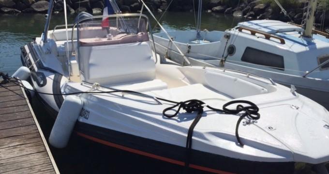 Vermietung Schlauchboot Zar mit Führerschein