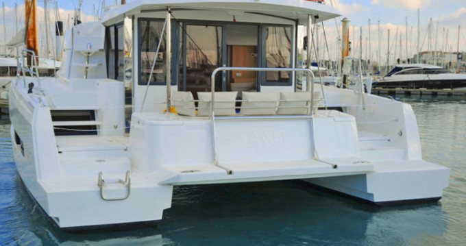 Katamaran mit oder ohne Skipper Bali Catamarans mieten in Milazzo