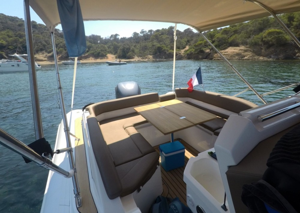 Bootsverleih Joker Boat Clubman 24 Hyères Samboat