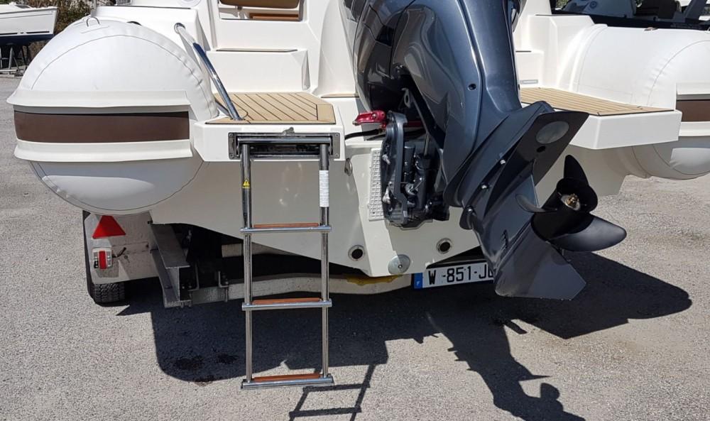 Schlauchboot mit oder ohne Skipper Joker Boat mieten in Hyères