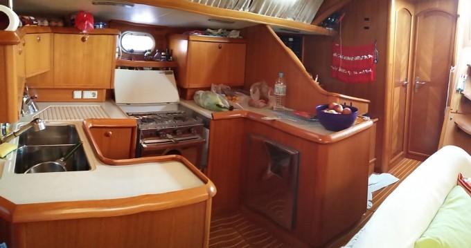 Segelboot mit oder ohne Skipper Jeanneau mieten in Levkás