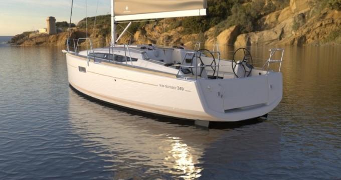 Yacht-Charter in Port du Crouesty - Jeanneau Sun Odyssey 349 auf SamBoat