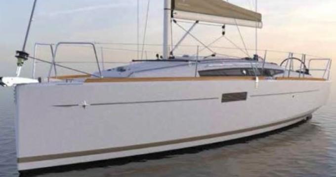 Segelboot mieten in Port du Crouesty - Jeanneau Sun Odyssey 349
