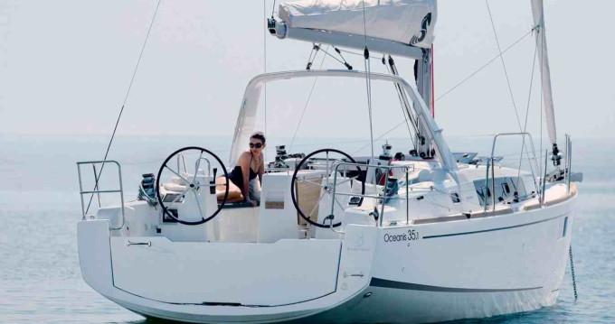 Segelboot mieten in Port du Crouesty zum besten Preis