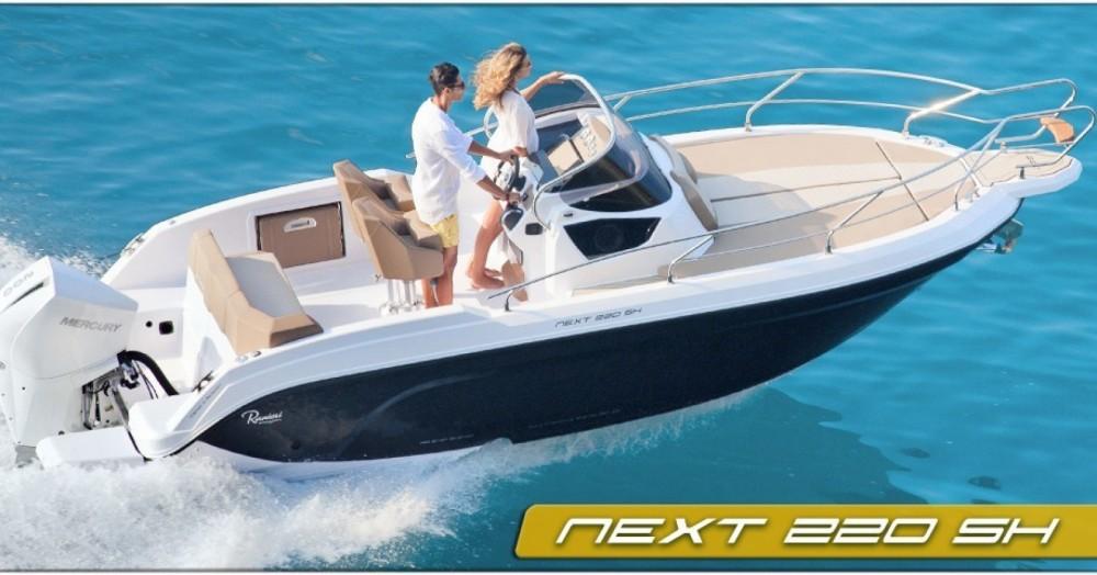 Yacht-Charter in Arzon - Ranieri Next 220 SH auf SamBoat