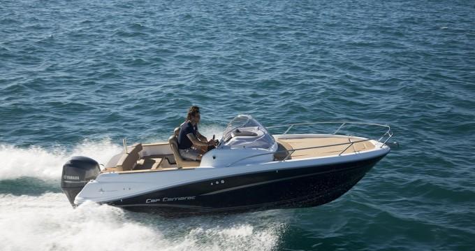 Schlauchboot mit oder ohne Skipper Highfield mieten in Arzon
