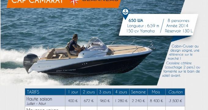 Yacht-Charter in Arzon - Highfield Patrol 660 auf SamBoat