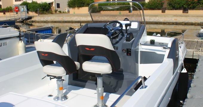 Bootsverleih Saint-Cyprien günstig Flyer 6.6 SUNdeck