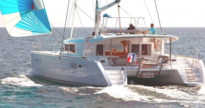 Katamaran mieten in Le Marin zum besten Preis