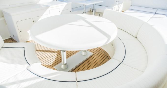 Bootsverleih Astondoa Astondoa 82 GLX Ibiza Island Samboat