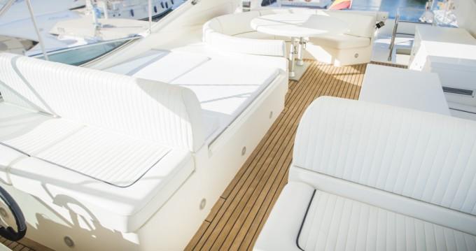 Bootsverleih Ibiza Island günstig Astondoa 82 GLX