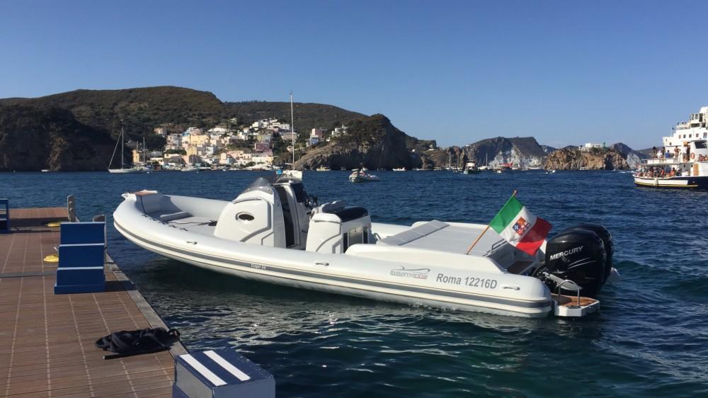Schlauchboot mieten in San Felice Circeo zum besten Preis