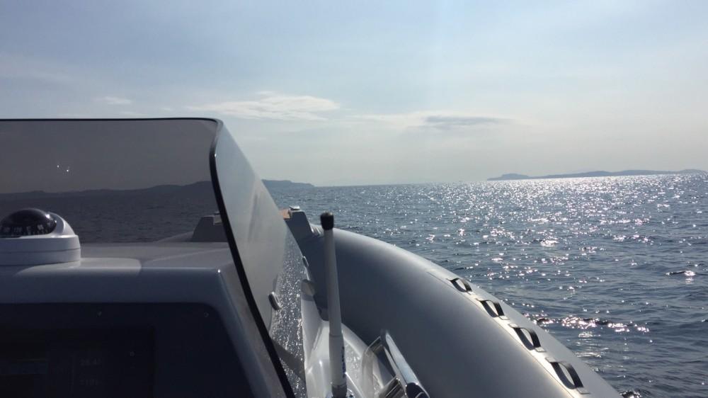 Yacht-Charter in San Felice Circeo - Italiamarine Capri 34 auf SamBoat