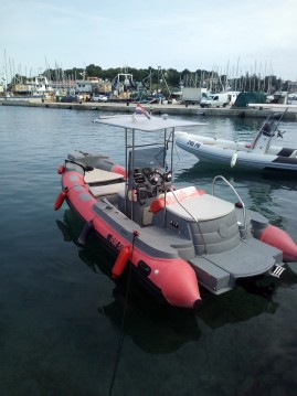Bootsverleih Ris Marine RM 599 Vrsar Samboat