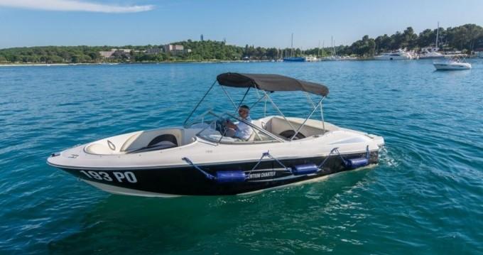 Vermietung Motorboot Starcraft mit Führerschein