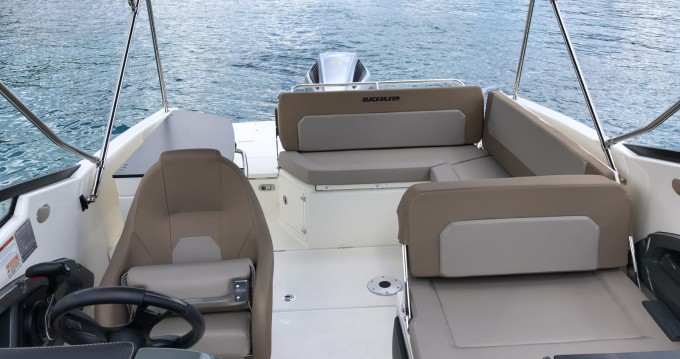Bootsverleih Quicksilver Activ 755 Bowrider Tisno Samboat