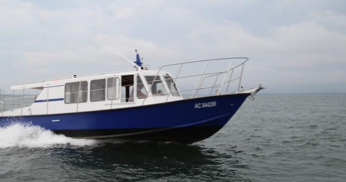 Yacht-Charter in Lège-Cap-Ferret - Dubourdieu Vedette auf SamBoat