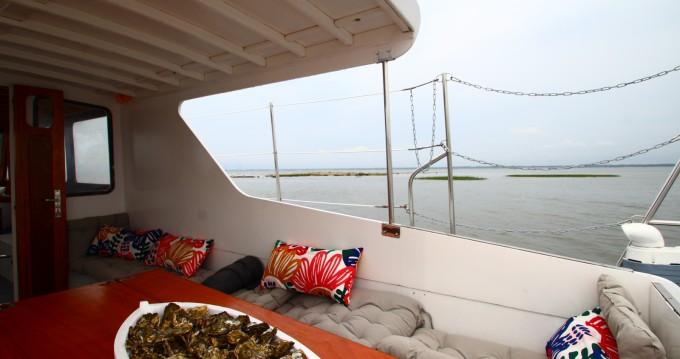 Motorboot mieten in Lège-Cap-Ferret - Dubourdieu Vedette