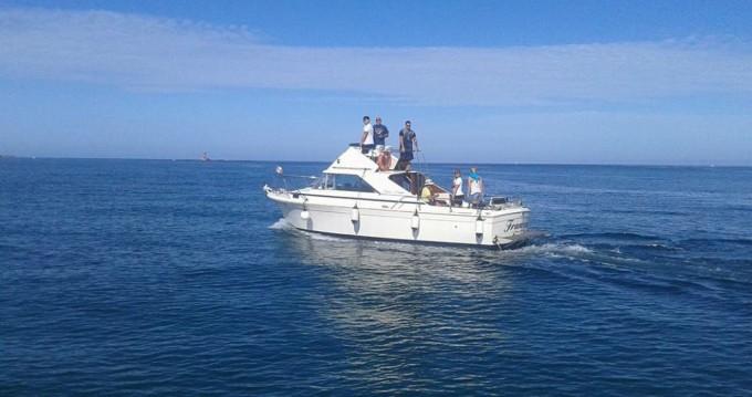Yacht-Charter in Porto Pozzo - Chris Craft Chris Craft 31 Sport Express auf SamBoat