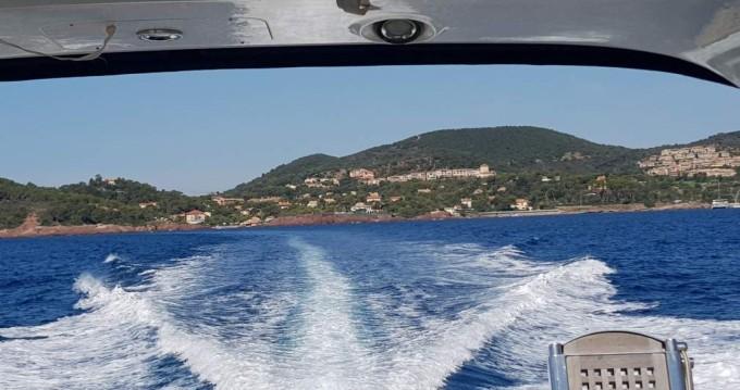 Motorboot mit oder ohne Skipper Gobbi mieten in Saint-Raphaël