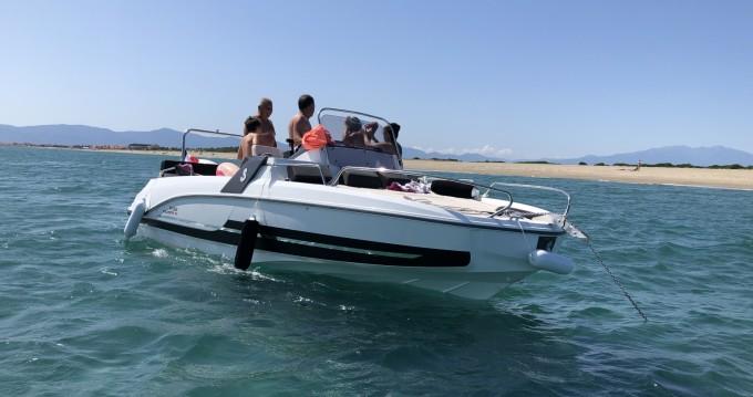 Yacht-Charter in Saint-Cyprien - Bénéteau Flyer 6.6 SUNdeck auf SamBoat