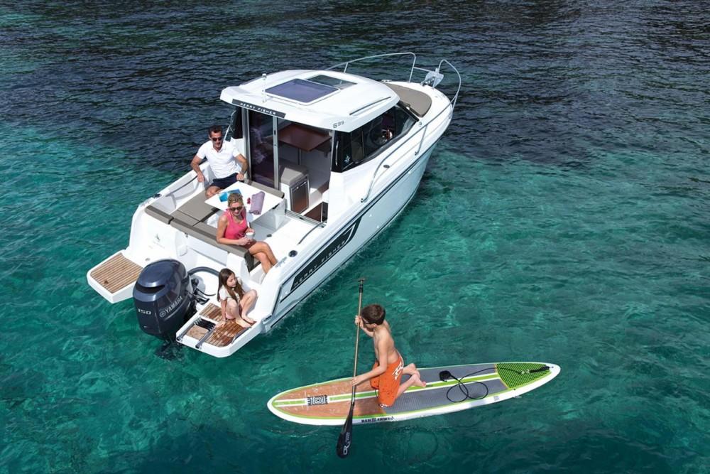 Yacht-Charter in Marseille - Jeanneau Merry Fisher 795 auf SamBoat