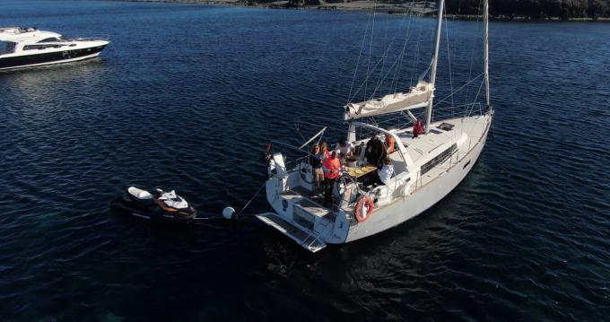 Bootsverleih Torrevieja günstig Oceanis38