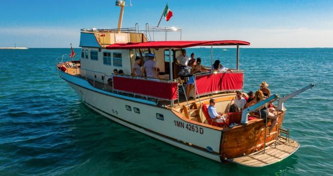 Vermietung Yachten Trawler mit Führerschein