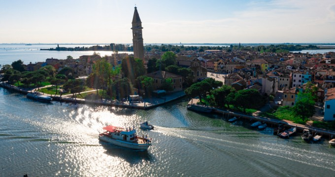 Ein Trawler TRAWLER mieten in Venezia