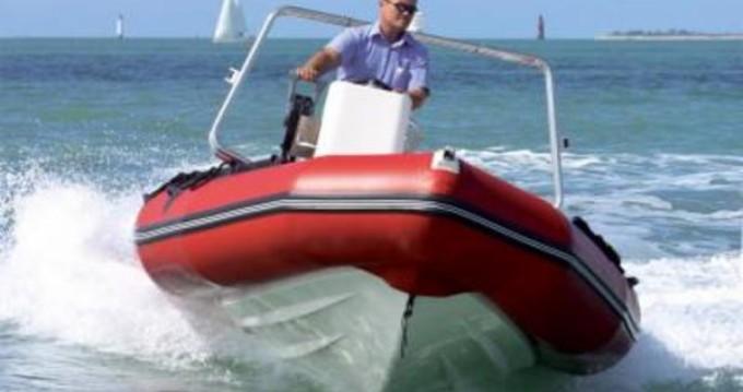 Yacht-Charter in Port Grimaud - Zodiac Pro 500 auf SamBoat
