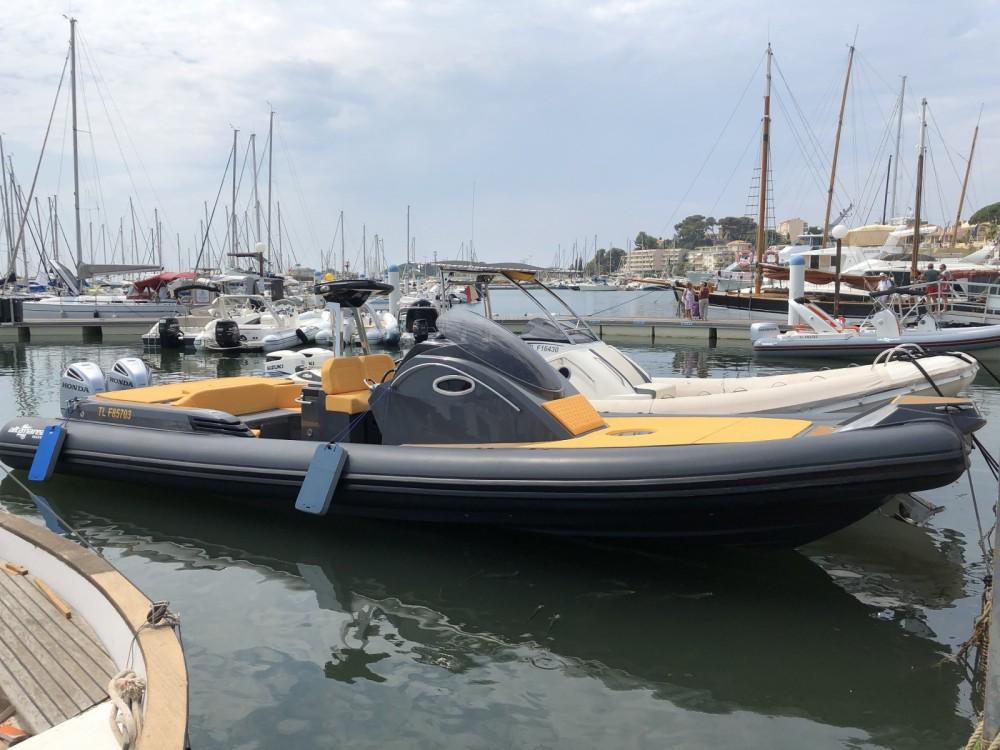 Altamarea WAVE 35 zwischen Privatpersonen und professionellem Anbieter Bandol