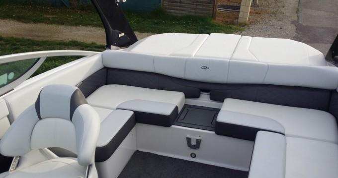 Vermietung Motorboot Régal mit Führerschein