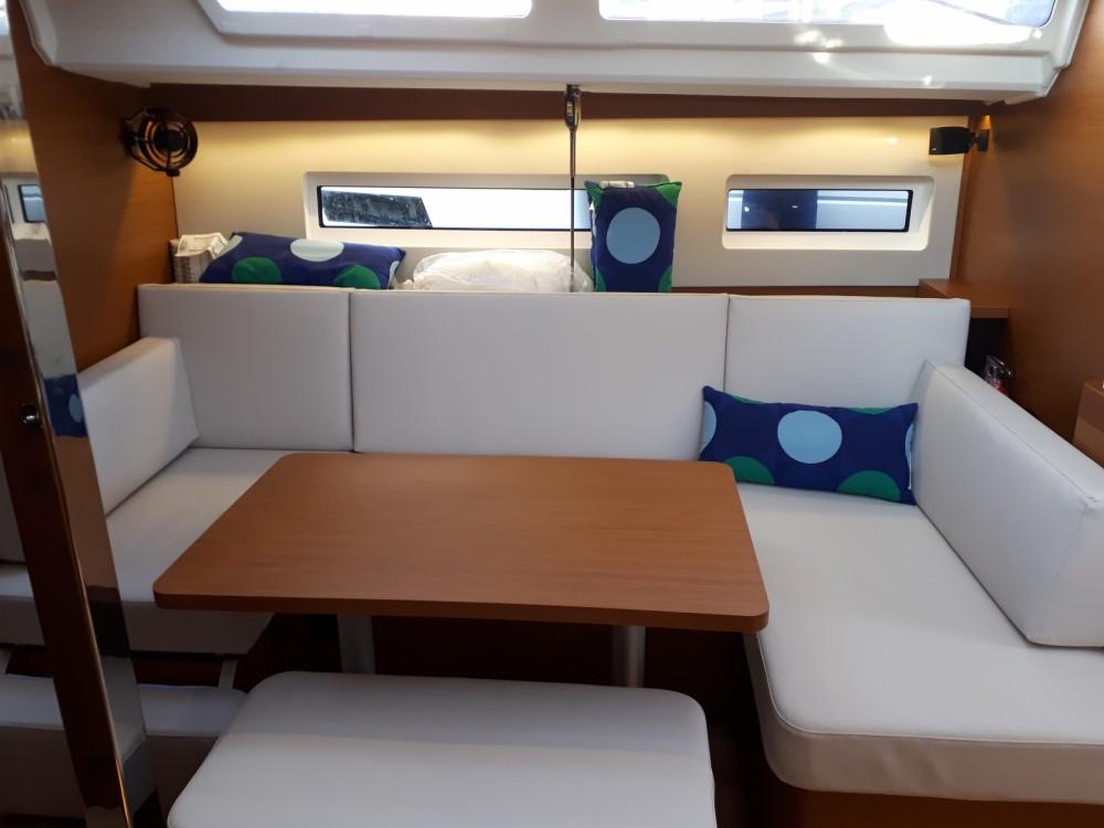 Segelboot mieten in Nettuno - Jeanneau Sun Odyssey 440