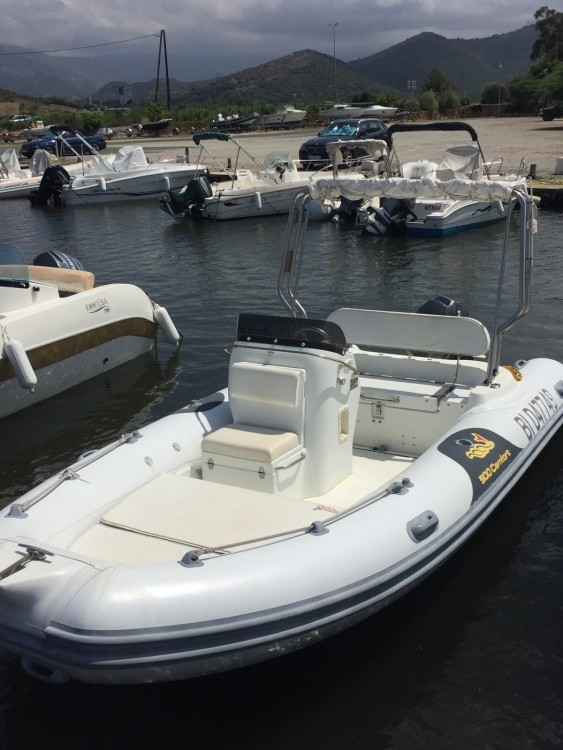 Schlauchboot mit oder ohne Skipper MV Marine mieten in Saint-Florent