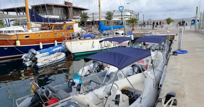 Bootsverleih navilux rib 3,90 Formentera Samboat