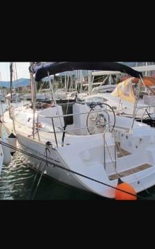 Ein Jeanneau Sun Odyssey 35 Legend mieten in Ponza