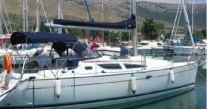 Yacht-Charter in Ponza - Jeanneau Sun Odyssey 35 Legend auf SamBoat